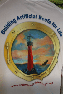Andrew Red Harris Foundation Shirts