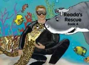 Professor Clark the Science Shark children's books