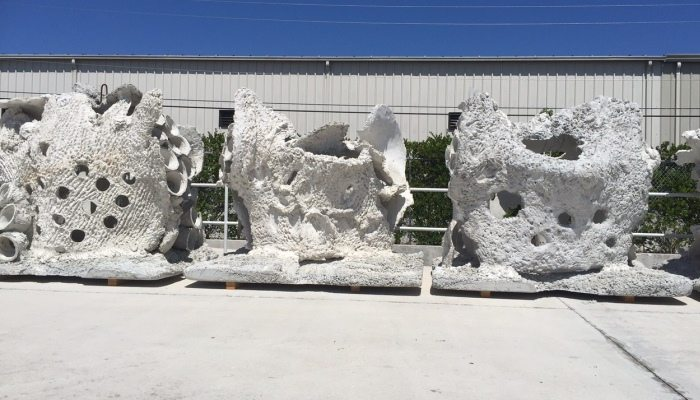 """The Andrew """"Red"""" Harris Foundation will work to enhance the marine environment by building artificial reef structures off the shores of South Florida and particularly northern Palm Beach County."""