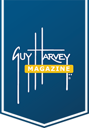 Guy Harvey Magazine logo