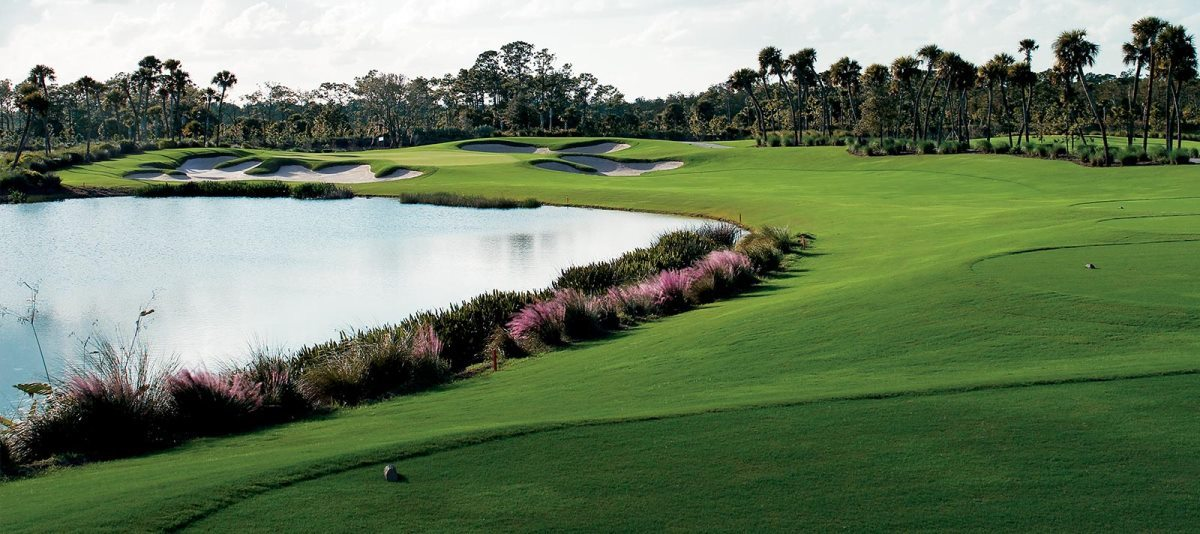 "Jupiter Country Club - Host of the 2015 Andrew ""Red"" Harris Foundation Golf Tournament"