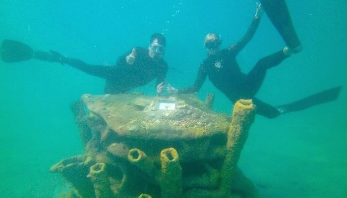 "The Andrew ""Red"" Harris Foundation works to enhance the marine environment by building artificial reef structures off the shores of South Florida and particularly northern Palm Beach County."