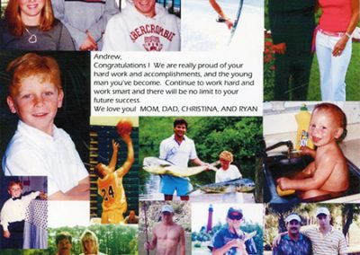 Andrew Scott Harris Yearbook